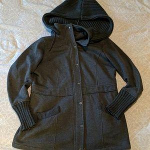 Torrid fleece sweater/jacket